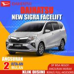 New Sigra Facelift